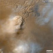 私の頭の中の宇宙人-火星砂嵐
