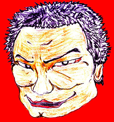 マ田力の絵日記