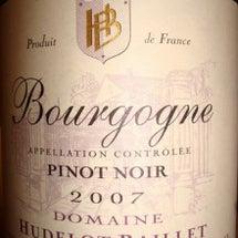 Bourgogne …