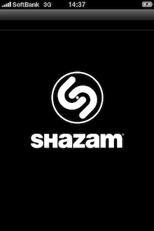 ゆきの iPhone・iPod Touch・iPod 面白アプリ-shazam1
