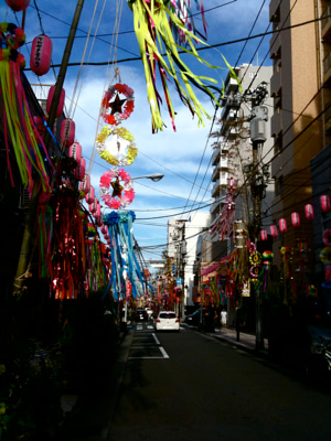 zakka cafe *joujou* -tanabata02