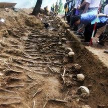 韓国で虐殺された韓国…