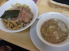 ラーメン王こばのブログ-ぼたんつけ麺