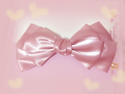 人人Ё£IsSα★ЯiS∀★コーナー-my new hair bow~