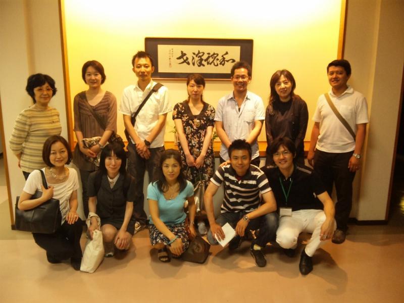 国際文化交流の活動報告-090712 ガイド7