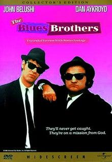 人生楽しく!命がけの若作り!-blues_brothers