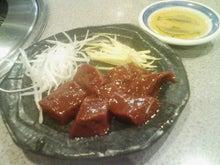 ニコタマ定食-牛レバー刺2