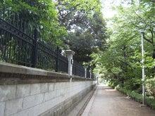 続 東京百景(BETA version)-#055 英国大使館脇の緑道