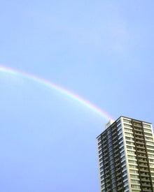 うさぎの音楽談議-昨日の虹
