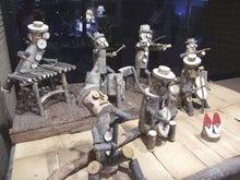 おかずブログ-森の演奏隊とトントゥ