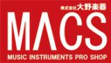 ウりゃ's Funky Bassist Homeへようこそ!!-macs logo