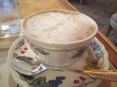 横浜発 驢馬人の美食な日々-CAFE FLORA06