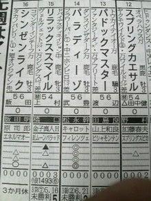 デビュー最短! 204日で古馬GI制覇♪-2009072512370000.jpg