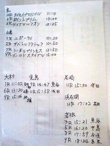 矢作厩舎オフィシャルブログ「よく稼ぎ、よく遊べ!」Powered by Ameba-競艇スケジュール