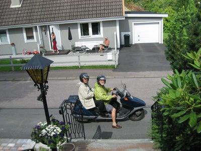 北欧からコンニチワ-090726