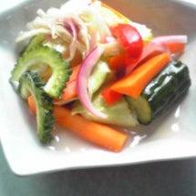 夏野菜漬け