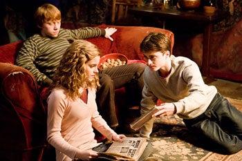 映画大好き!だけどマニアじゃないの。-ハリー・ポッターと謎のプリンス-1