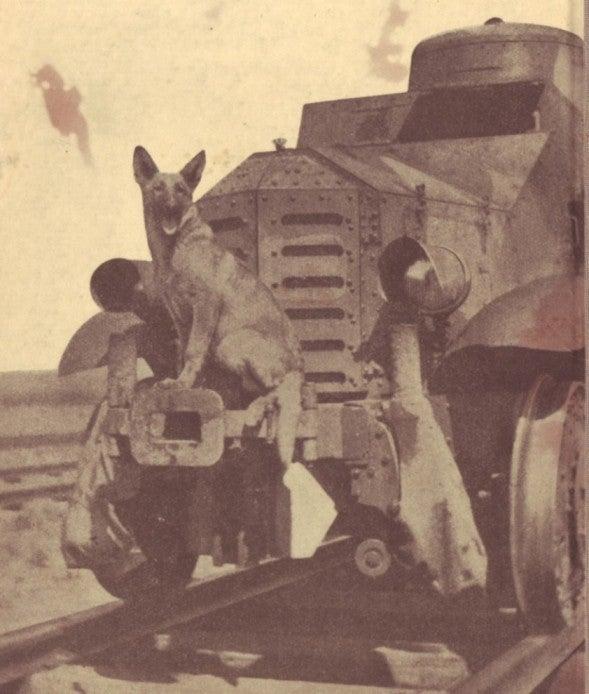 帝國ノ犬達-満洲