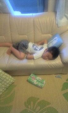 MY SON 癒され日記 ☆ 息子2歳 ママはエアロビクスインストラクター-090730_1730~0001.jpg