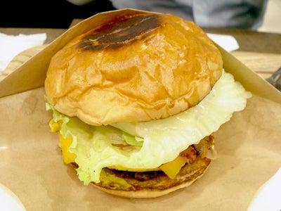 美味しいお店探し旅 -関西中心にいろいろ--なんばバーガー