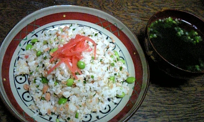 Bistrot DELICIOUS !(メニューレスキュー)-鮭寿司