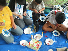 とんとんとん日記☆楽しい生活の知恵袋-2009キャンプ15