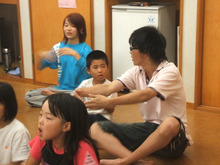 とんとんとん日記☆楽しい生活の知恵袋-2009キャンプ21