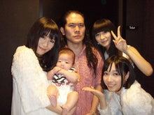 留宇のブログ-掟親子とPerfume
