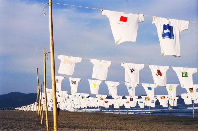 いろりや9640ブログ~高知県黒潮町LOVEな毎日をお届け~-砂浜美術館