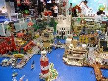 ●今日もしっぽは垂れています●-レゴの街