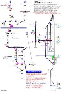 RONINのブログ-playa surf map