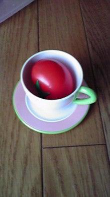 なんてな!?コンテナ☆彡-トマト茶