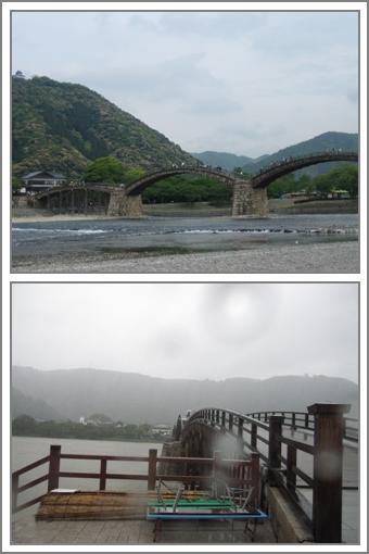 きょんのたわごと-錦帯橋