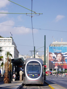 気まぐれな世界-アテネ市街③
