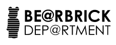 BE@RBRICK DEP@RTMENT (ベアブリック デパートメント)-kinbakulogo