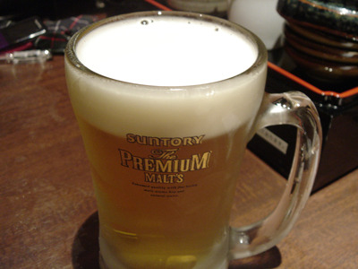 美味しいお店探し旅 -関西中心にいろいろ--ビール