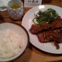 仙台で牛たん食べてき…