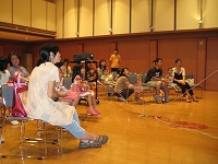 川崎市多摩区・麻生区 自然素材リフォームのリフォームプロ-親子ワークショップ