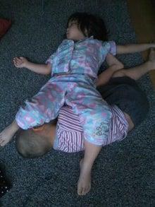 格闘親子と、のほほん母-090811_0818~01.jpg