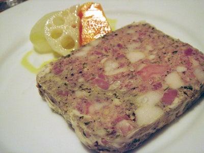 美味しいお店探し旅 -関西中心にいろいろ--豚のパテ