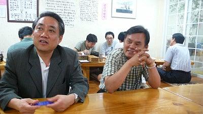 韓国ソウル江南区ではたらくインチキ副社長の日記