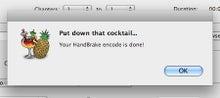 $MacやらiPhoneブログ-encode is done!