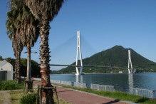 カルマンギアのある生活-多々羅大橋