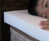 トゥルースリーパー プレミアム 格安 激安 大竹家の口コミ クイーンサイズ-トゥルースリーパープレミアムのマット側面