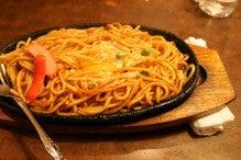 カルマンギアのある生活-ドリップのスパゲティ2