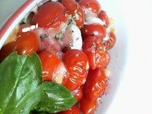 日々 更に駆け引き-トマト焼き