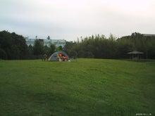 歩き人ふみの徒歩世界旅行 日本・台湾編-3人でキャンプ
