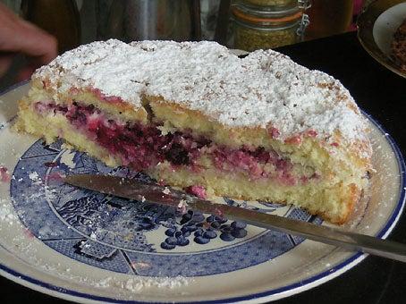 シュガークラフトとイギリス菓子教室便り-ケーキ