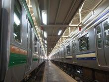 続 東京百景(BETA version)-#062 東海道線&横須賀線@大井工場