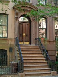 N.Y.に恋して☆-キャリーのアパート